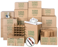 1-2 ROOM MOVING BOXES KIT