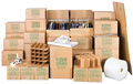3-4 ROOM WARDROBE MOVING BOXES KIT