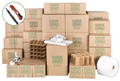 3-4 ROOM MOVING BOXES KIT