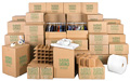 5-6 ROOM WARDROBE MOVING BOXES KIT