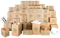 9-10 ROOM MOVING BOXES KIT