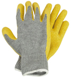 WORK GLOVES, X-LARGE